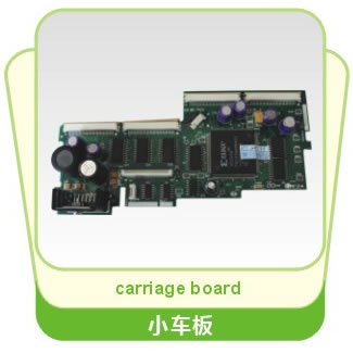 Carriage Board