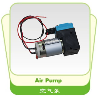 Air or Vacuum Pump for Wide Format Printers 24V