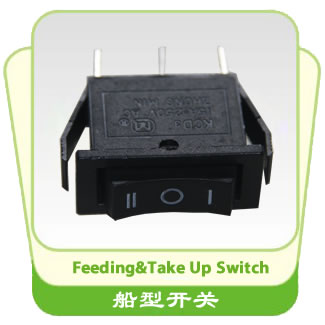 Button for Feeding&Take Up system