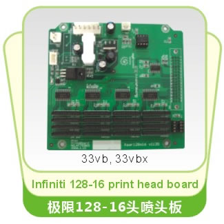 Infiniti 128-16Heads Carriage Board