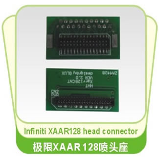 Infiniti Xaar 128 Printhead Patching Board