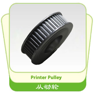 Printer Pulley for Carriage
