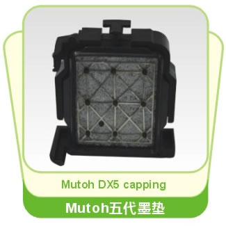 Mutoh DX5 Capping