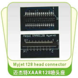 Myjet Xaar 128 Printhead Patching Board