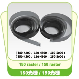 Raster (Encoder Strip)