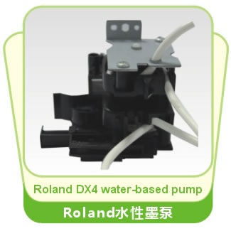 Roland DX4 Water-Based Pump