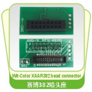 Wit-Color Xaar382 Printhead Patching Board